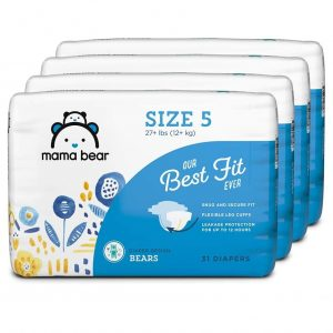 Amazon Brand - Mama Bear Diapers