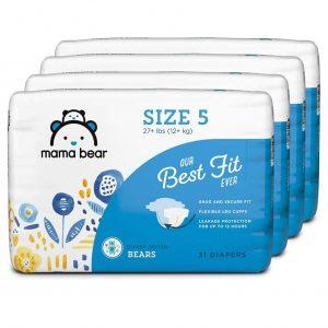 Amazon Brand - Mama Bear Diapers