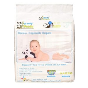 Andy Pandy Best Natural Diaper