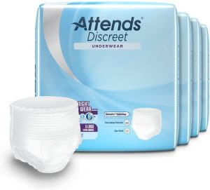 Attends Discreet Incontinence Care