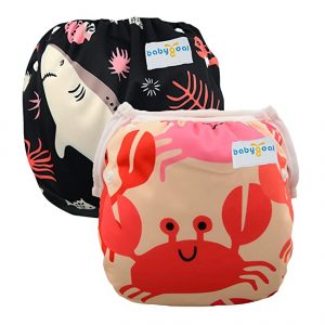 Baby Goal Swim Diaper