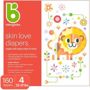 Babyganics Super Absorbent Diapers