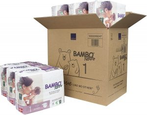 Bambo Nature Eco Friendly Premium Baby Diapers