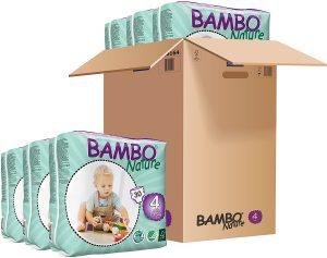 Bambo Nature Eco-friendly Classic Diaper