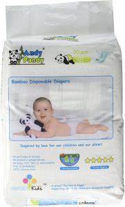 Bamboo Nature Premium Baby Diapers