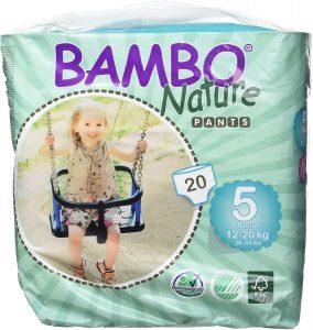 Bamboo Nature Store Classic Training Pants