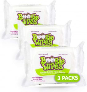 Boogie Wipes Unscented Baby Wipes