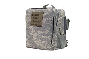 Combat Daddy Equipment Large and Water Resistant Diaper Bag