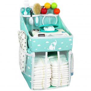 Cradle Star Hanging Diaper Storage Case
