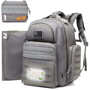 DBTAC Tactical Travel Baby Nappy Bag
