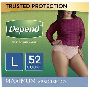 Depend FIT-FlEX Best ABDL Diapers