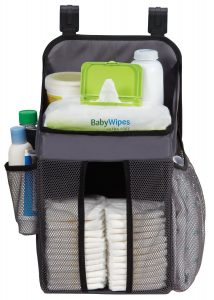 Dexbaby Hanging Diaper Caddy Organizer