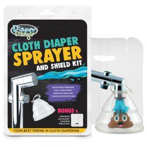 Diaper Dawgs Dual Mode Diaper Sprayer
