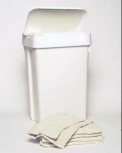 Diaper Pail From CRF Manufacturing