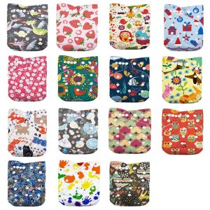 DoDo Bear Pocket Cloth Diapers