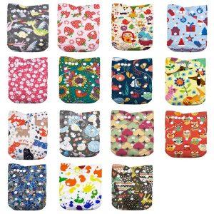 DoDo Bear Pocket Cloth Diapers