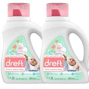 Dreft Stage 2 Best Detergent For Cloths Diaper
