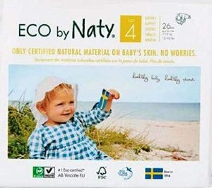 Eco By Naty Nature Babycare Diaper