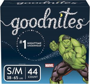 Goodnites Bedwetting Underwear