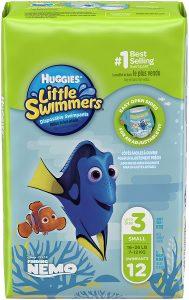 HUGGIES Swim Diapers Disposable