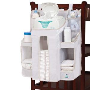 Hiccapop Hanging Baby Diaper Caddy