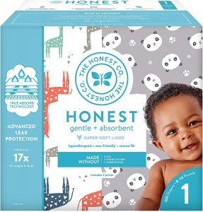 Honest Super Club Box Diapers