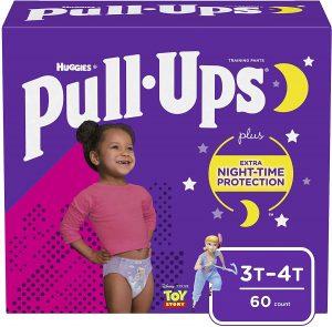 Huggies Girls Training Pants