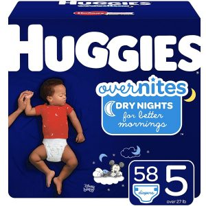 Huggies Nighttime Overnite Diapers Best Overnight Diapers