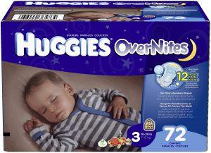 Huggies Overnite Diapers