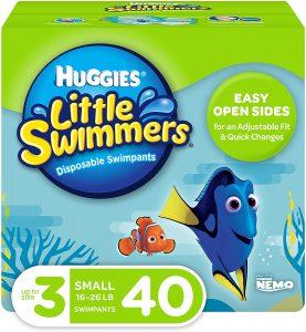 Huggies Swim Pool Diapers