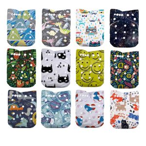 LilBit Baby Cloth Diapers