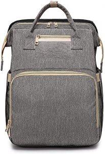 Lixada Backpack Diaper Bag