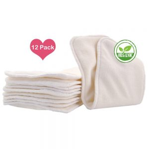LoveMy Baby Diaperr Bamboo Inserts