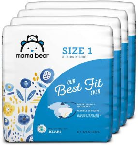 Mama Bear Best Fit Diaper
