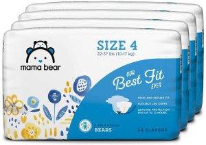 Mama Bear Best Fit Diapers