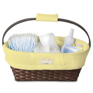Munchkin Portable Diaper Storage Basket
