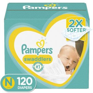 Pampers Swaddlers Disposable Baby Diaper