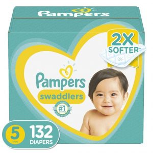 Pampers Swaddlers Disposable Baby Diapers
