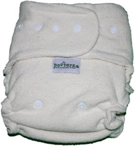 Pooters Overnight Plus Cloth Diaper