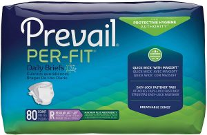 Prevail Per-Fit Incontinence Daily Briefs