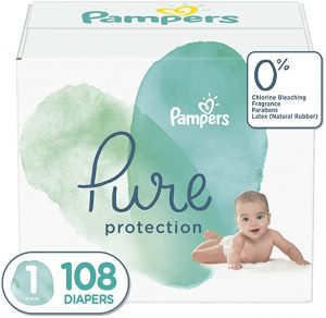 Protection Disposable Baby Diapers
