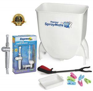 RinseWorks Bundle of Aquaus SprayMate