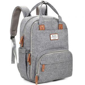 Ruvalino Travel Diaper Bag