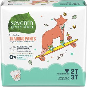 Seventh Generation Store Baby & Toddler Training Pants