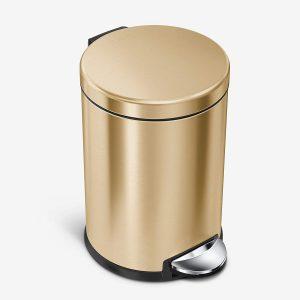 Simplehuman 4.5 liter Bathroom Trash Can