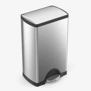 Simplehuman Steel Trash Bin