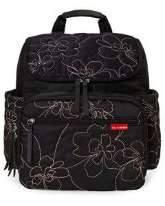 Skip Hop Store Floral Stitch Diaper Bag