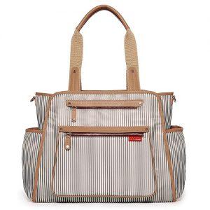 Skip Hop Store French Stripe Tote Bag
