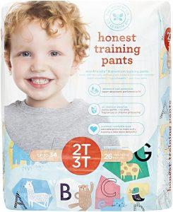 The Honest Company Co Training Pants