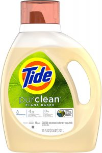 Tide Purclean Liquid Laundry Detergent